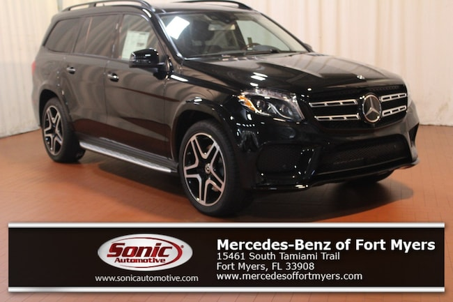 New 2019 Mercedes-Benz GLS 550 4MATIC SUV for sale in Fort Myers, FL