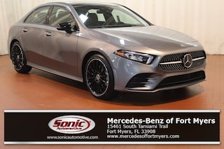 New 2019 Mercedes-Benz A-Class A 220 Sedan for sale Fort Myers, FL