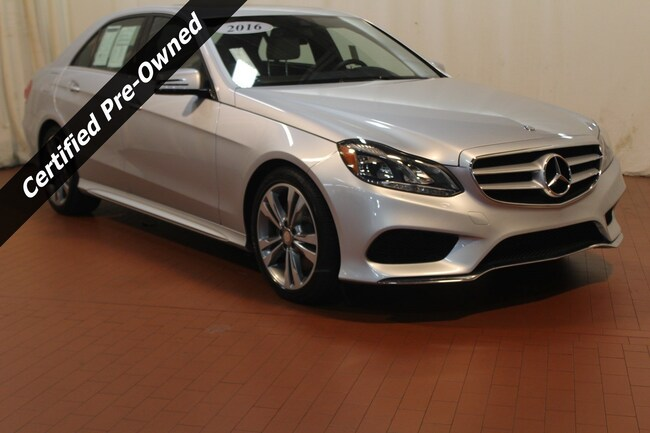 Certified Pre-Owned 2016 Mercedes-Benz E-Class E 350 Sport 4dr Sdn  RWD Sedan for sale in Fort Myers, FL