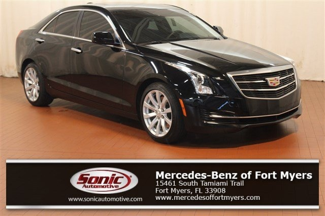Cadillac Fort Myers >> Pre Owned Cadillac Used Cars Mercedes Benz Of Fort Myers