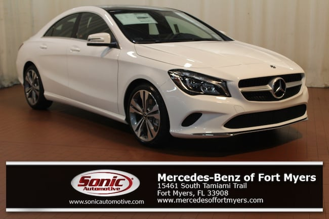 New 2019 Mercedes-Benz CLA 250 Coupe for sale in Fort Myers, FL