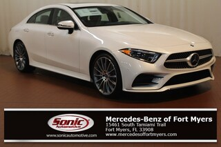 New 2019 Mercedes-Benz CLS 450 Coupe for sale Fort Myers, FL