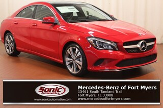 New 2019 Mercedes-Benz CLA 250 CLA 250 Coupe for sale Fort Myers, FL
