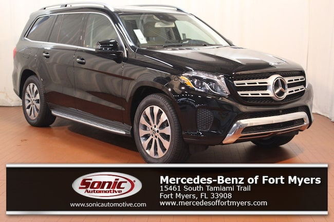 New 2019 Mercedes-Benz GLS 450 4MATIC SUV for sale in Fort Myers, FL