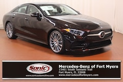 New 2019 Mercedes-Benz CLS 450 Coupe Ruby Black Metallic for sale in Fort Myers