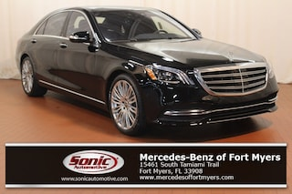 New 2019 Mercedes-Benz S-Class S 450 Sedan for sale Fort Myers, FL