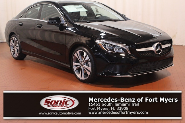 New 2019 Mercedes-Benz CLA 250 CLA 250 Coupe for sale in Fort Myers, FL