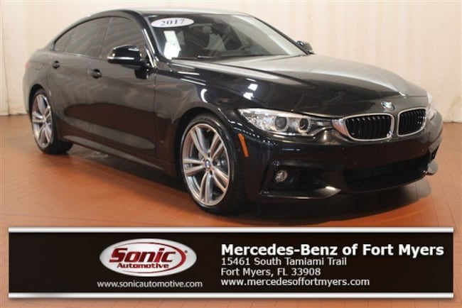 Used 2017 BMW 440i 440i  Gran Coupe Gran Coupe for sale in Fort Myers, FL