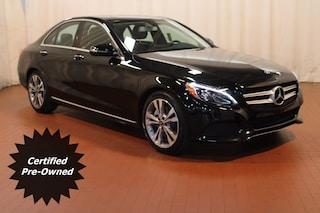 Certified 2018 Mercedes-Benz C-Class C 300 Sedan in Fort Myers