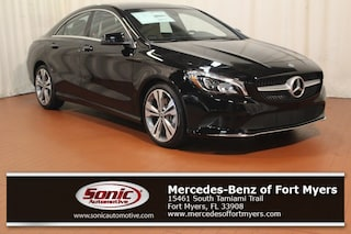 New 2019 Mercedes-Benz CLA 250 Coupe for sale Fort Myers, FL
