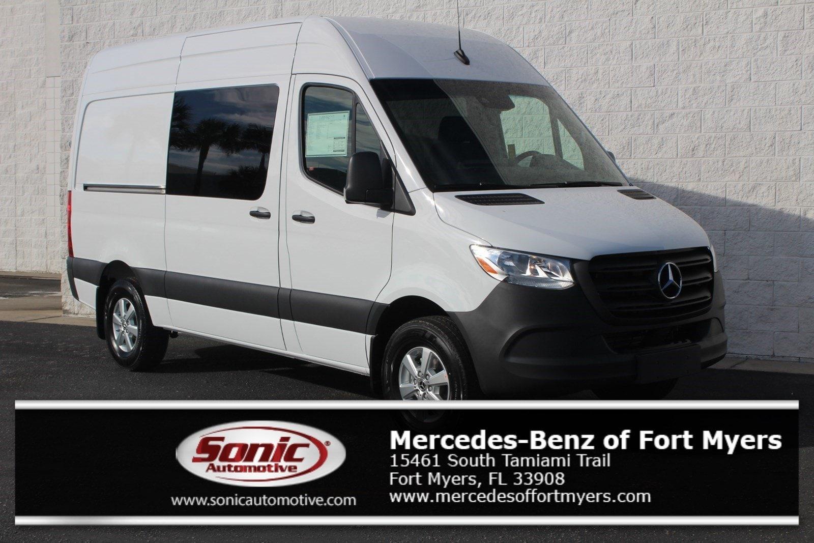 2019 Mercedes-Benz Sprinter 2500 Van Cargo Van