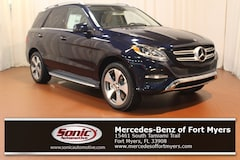 New 2019 Mercedes-Benz GLE 400 4MATIC SUV for sale in Fort Myers