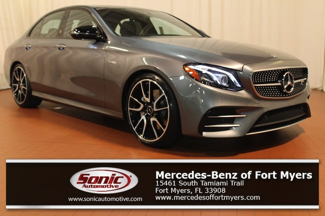 New 2018 Mercedes-Benz AMG E 43 4MATIC Sedan for sale in Fort Myers, FL