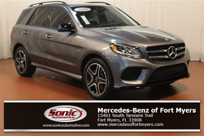 Used 2019 Mercedes-Benz AMG GLE 43 AMG GLE 43  4matic SUV SUV for sale in Fort Myers, FL