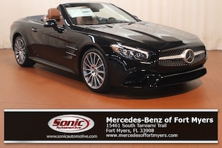 New 2019 Mercedes-Benz SL 550 Roadster for sale Fort Myers, FL