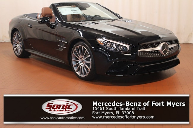 New 2019 Mercedes-Benz SL 550 Roadster for sale in Fort Myers, FL