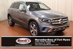 New 2020 Mercedes-Benz GLC 300 4MATIC SUV Selenite Grey Metallic in Fort Myers