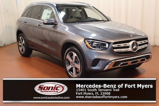 New 2020 Mercedes-Benz GLC 300 4MATIC SUV Selenite Grey Metallic for Sale in Fort Myers