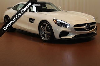 Used 2017 Mercedes-Benz AMG GT AMG GT  Coupe Coupe for sale in Fort Myers, FL