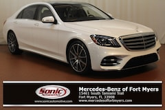 New 2019 Mercedes-Benz S-Class S 560 Sedan for sale in Fort Myers