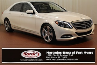 Used 2014 Mercedes-Benz S-Class S 550 4dr Sdn  RWD Sedan for sale in Fort Myers, FL