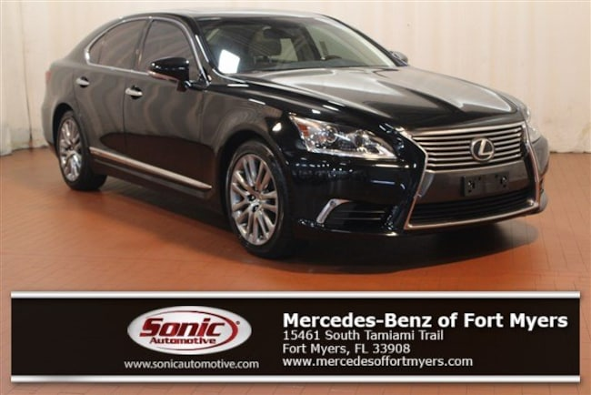 Used 2013 LEXUS LS 460 4dr Sdn AWD Sedan for sale in Fort Myers, FL