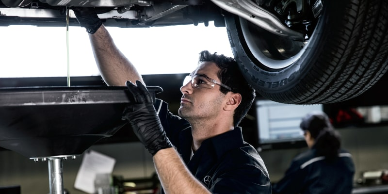 Mercedes-Benz Service Fort Myers