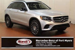 Used 2016 Mercedes-Benz GLC 300 GLC 300 RWD 4dr SUV for sale in Fort Myers, FL