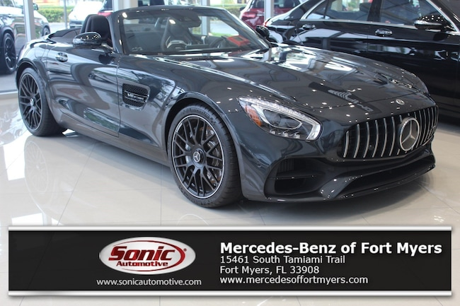 New 2019 Mercedes-Benz AMG GT Roadster for sale in Fort Myers, FL