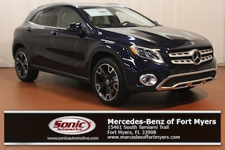 New 2019 Mercedes-Benz GLA 250 SUV for sale Fort Myers, FL