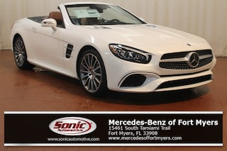 New 2019 Mercedes-Benz SL 450 Roadster for sale Fort Myers, FL