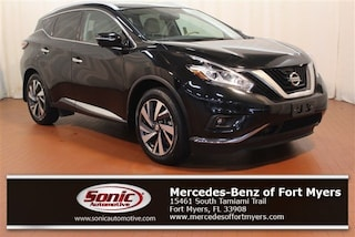 Used 2015 Nissan Murano Platinum FWD 4dr SUV in Fort Myers