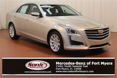 Used 2016 CADILLAC CTS AWD 4dr Sdn 2.0L Turbo Sedan for sale in Clearwater