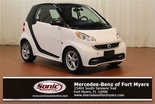 2015 smart fortwo Pure 2dr Cpe Coupe