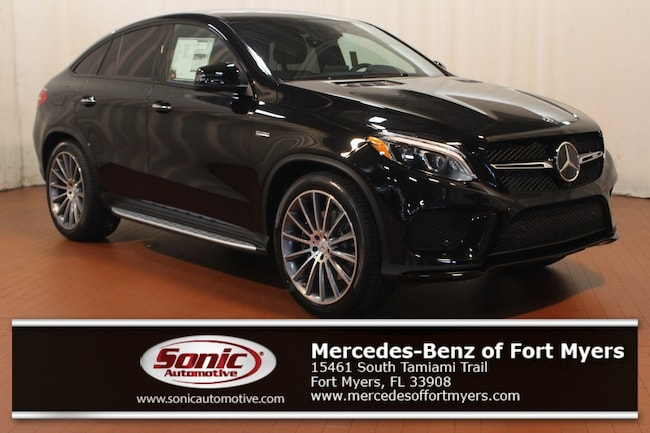 New 2019 Mercedes-Benz AMG GLE 43 4MATIC Coupe for sale in Fort Myers, FL