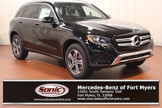 New 2019 Mercedes-Benz GLC 300 GLC 300 SUV Jet Black for sale Fort Myers, FL