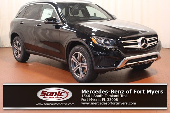 New 2019 Mercedes-Benz GLC 300 GLC 300 SUV for sale in Fort Myers, FL