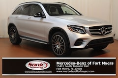 New 2019 Mercedes-Benz GLC 300 4MATIC SUV for sale in Fort Myers