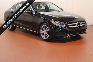 Certified 2016 Mercedes-Benz C-Class C 300 4dr Sdn  RWD Sedan in Fort Myers