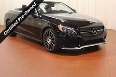 Used 2017 Mercedes-Benz AMG C 43 AMG C 43  4matic Cabriolet Cabriolet for sale in Clearwater