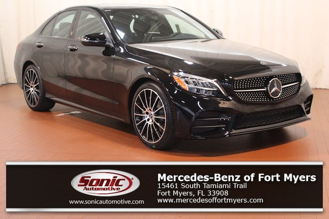 New 2019 Mercedes-Benz C-Class C 300 Sedan for sale in Fort Myers, FL