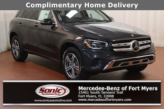 New 2020 Mercedes-Benz GLC 300 SUV Graphite Grey Metallic for sale Fort Myers, FL