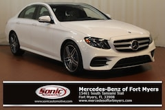 New 2019 Mercedes-Benz E-Class E 300 Sedan for sale in Fort Myers