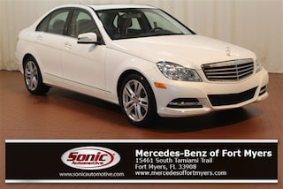 Used 2013 Mercedes-Benz C-Class C 250 Sport 4dr Sdn  RWD Sedan for sale in Fort Myers, FL