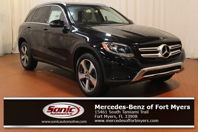 New 2019 Mercedes-Benz GLC 300 SUV for sale in Fort Myers, FL