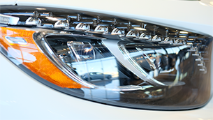 Maybach Headlights