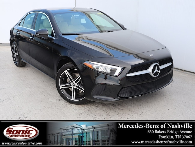 Used 2019 Mercedes-Benz A-Class A 220  Sedan Sedan for sale near Nashville, TN