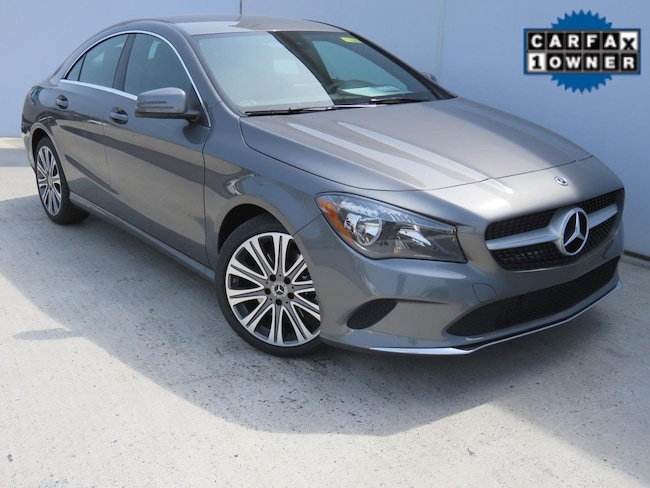 Used 2018 Mercedes-Benz CLA 250 CLA 250  Coupe Coupe for sale near Nashville, TN