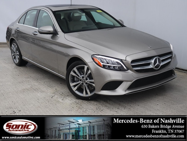 Used 2019 Mercedes-Benz C-Class C 300 Sedan for sale near Nashville, TN
