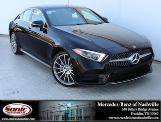 New 2019 Mercedes-Benz CLS 450 4MATIC Coupe for sale in Nashville, TN